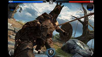 iphone-application-recommend-infinity-blade